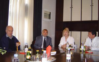 dr. Stipe Mesić, prof. dr.sc. Maja Relja