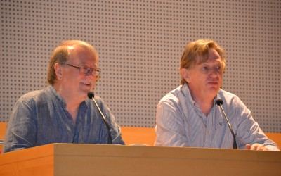 prof. Nial Quinn (UK), prof Peter Jenner (UK)