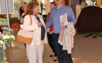 prof. Maja Relja i dr. Dejan Geogiev (Slo)