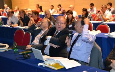 s lijeva - prof. Tom Warner (UK), prof. Dirk Dressler (Ger), prof. Joachim K. Krauss (Ger)