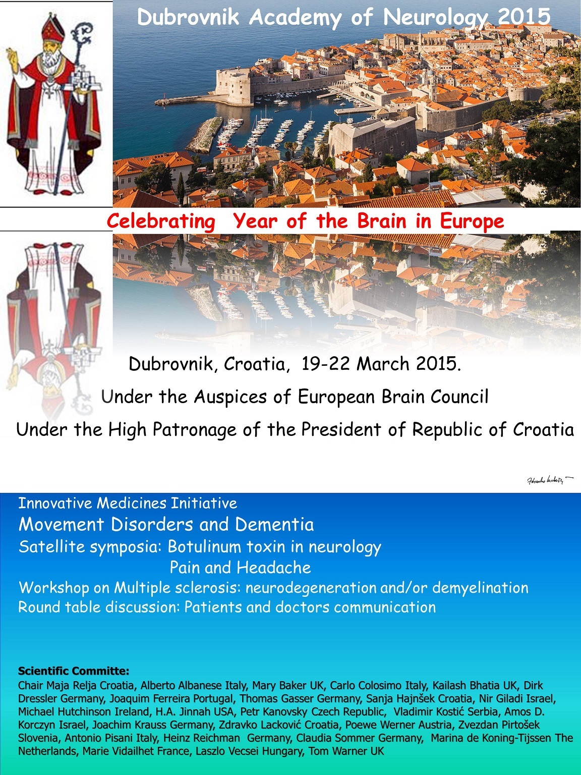Dubrovnik academy new flyer